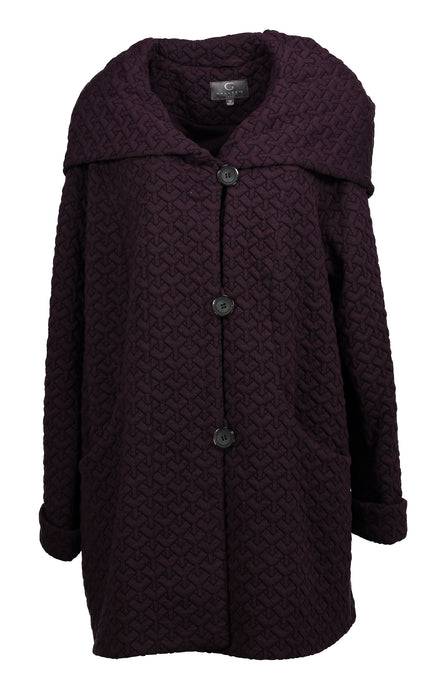 Women's Hooded Fleece Jacket