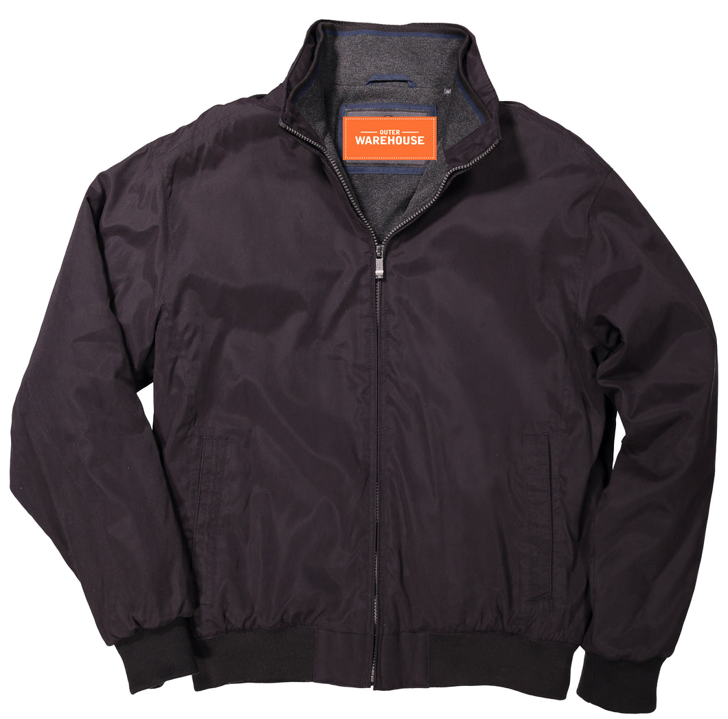 Men's Microfiber Transitional Bomber