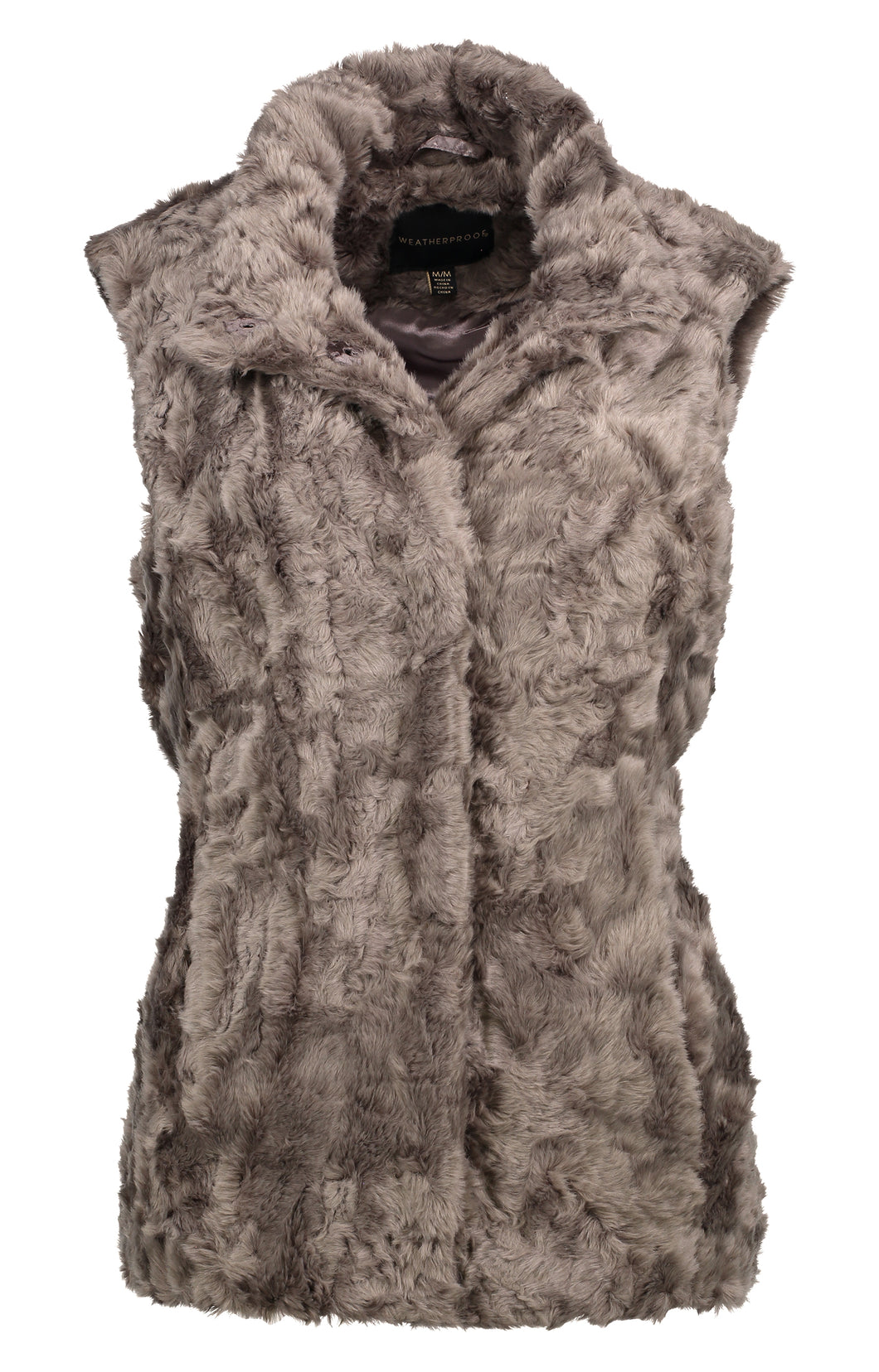 Ladies Faux Fur Vest