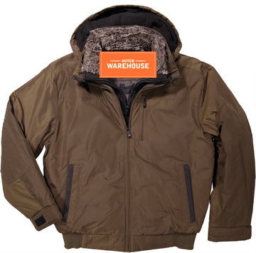 Men's Rugged Oxford Bomber Jacket