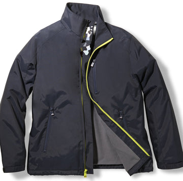 Men's Fleece Lined Windbreaker