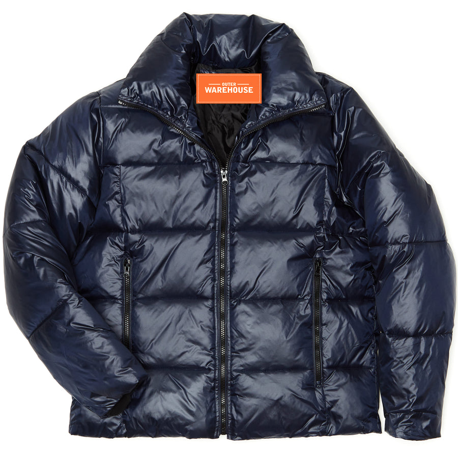 Men's Insulated Puffer Jacket