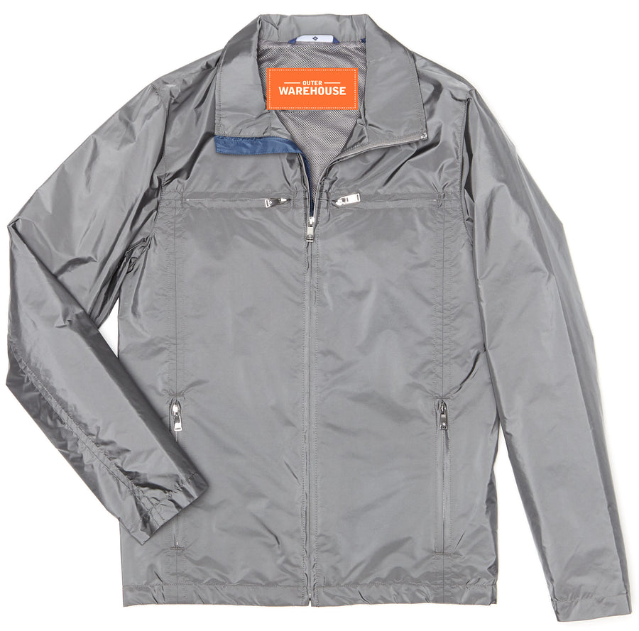 Men's Stand Collar Jacket