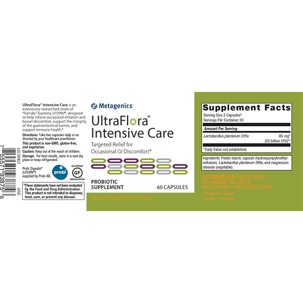 UltraFlora Intensive Care