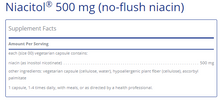 Load image into Gallery viewer, Niacitol (no-flush niacin) 500 mg