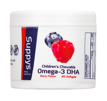 Load image into Gallery viewer, Suppys Omega-3 DHA