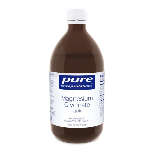 Magnesium Glycinate Liquid