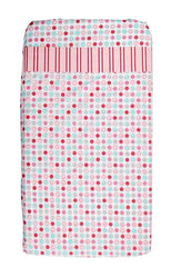 100% Cotton - Cot Sheets Pink