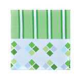 100% Cotton - Stacker Sheets Green