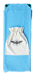 Jewel Pack - Eco Natural - Plain sheets + logo calico bag + pen