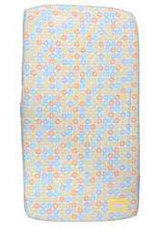 100% Cotton - Compact Cot Sheets Yellow