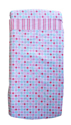100% Cotton - Floor Mat Sheets Pink