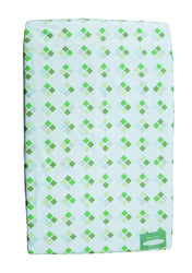 100% Cotton - Compact Cot Sheets Green