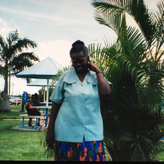 Granny in Beautiful Guyana