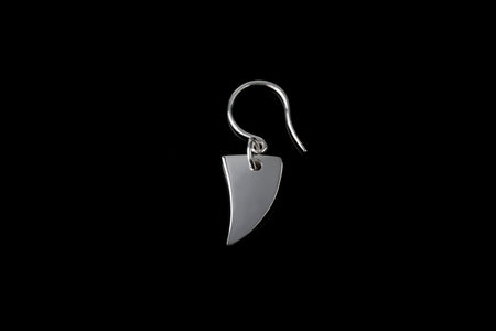 Duo Claw Mini Earring