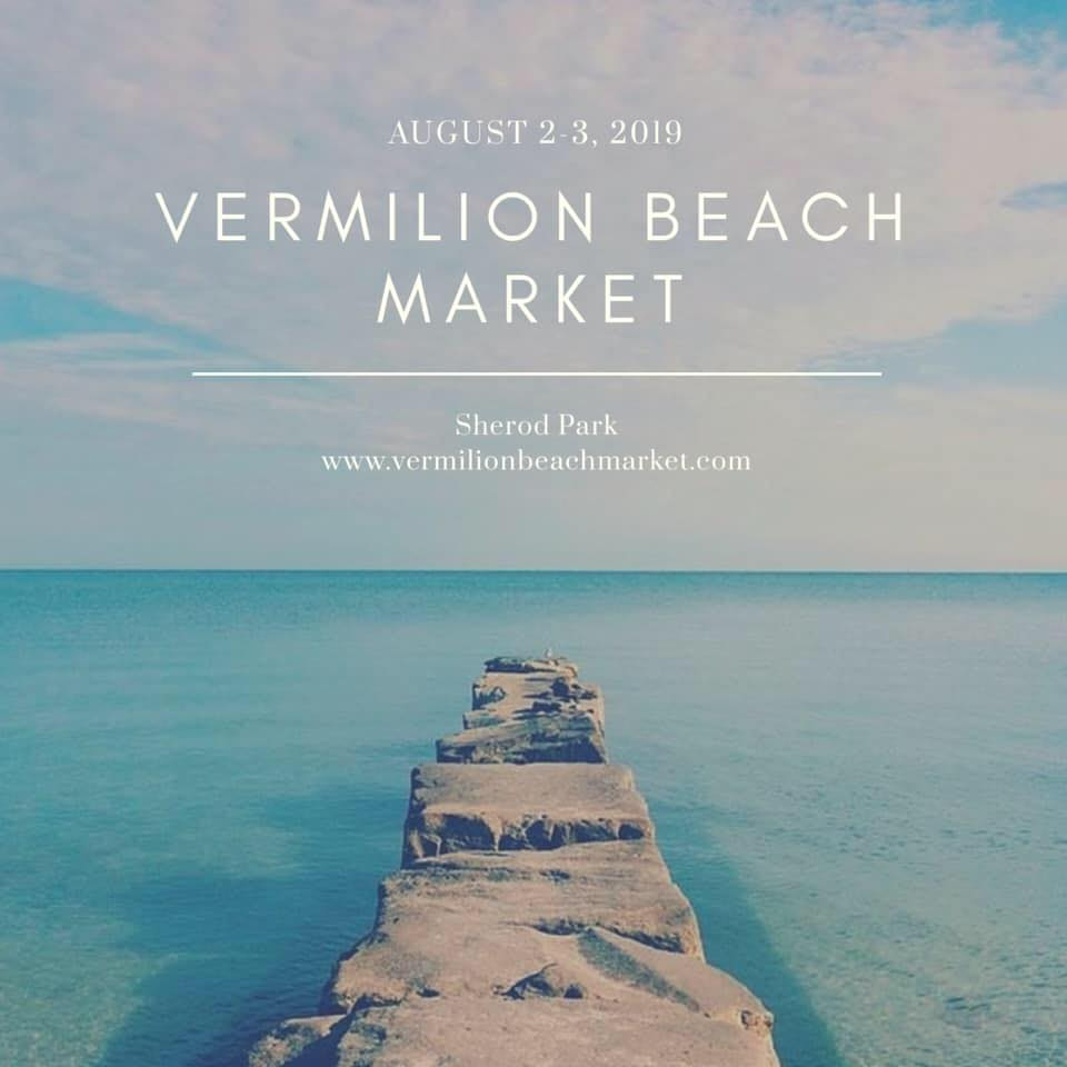 Vermilion Beach Market - Aug 2 & 3