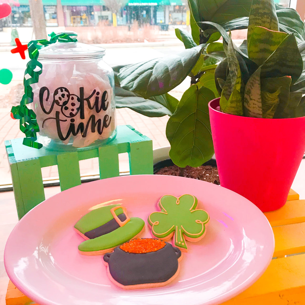 St. Patty's Cookies & Calligraphy Workshop - March 17