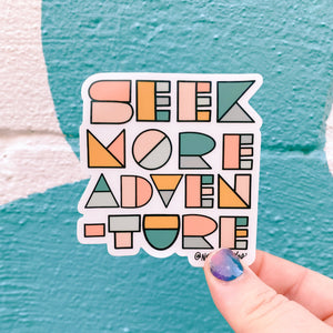 Seek More Adventure