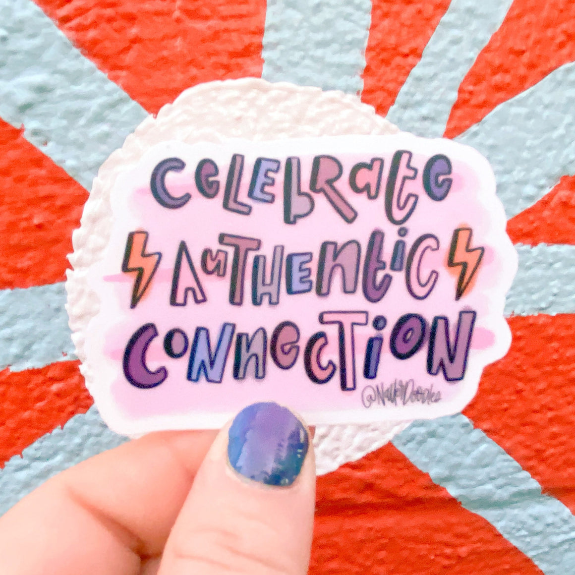Celebrate Authentic Connection