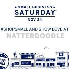 Small Business Saturday Party - November 24