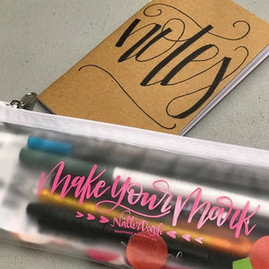Intro to Hand Lettering (Original Script) - Columbus - July 16
