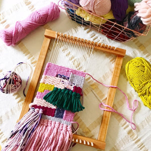 Intro to Weaving with Sarah Harste - Columbus - September 22