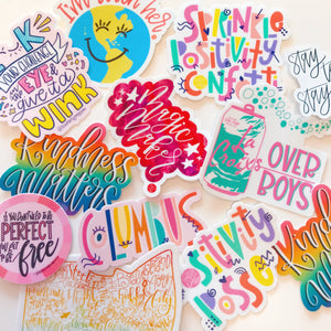 Sticker Grab Bag