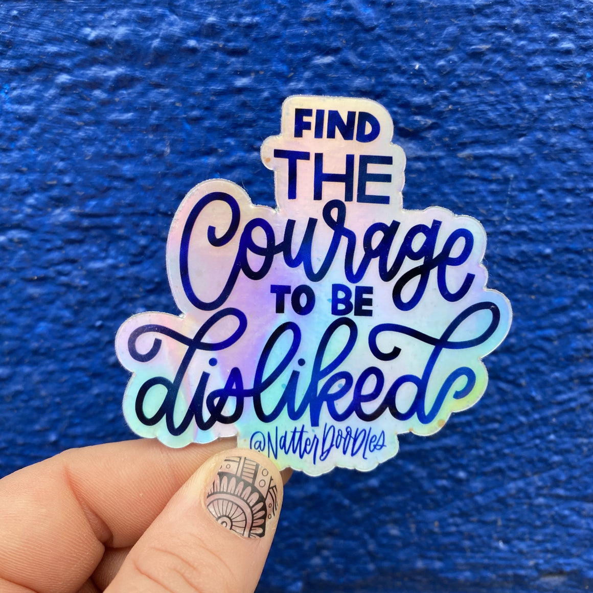 Find the Courage to be Disliked