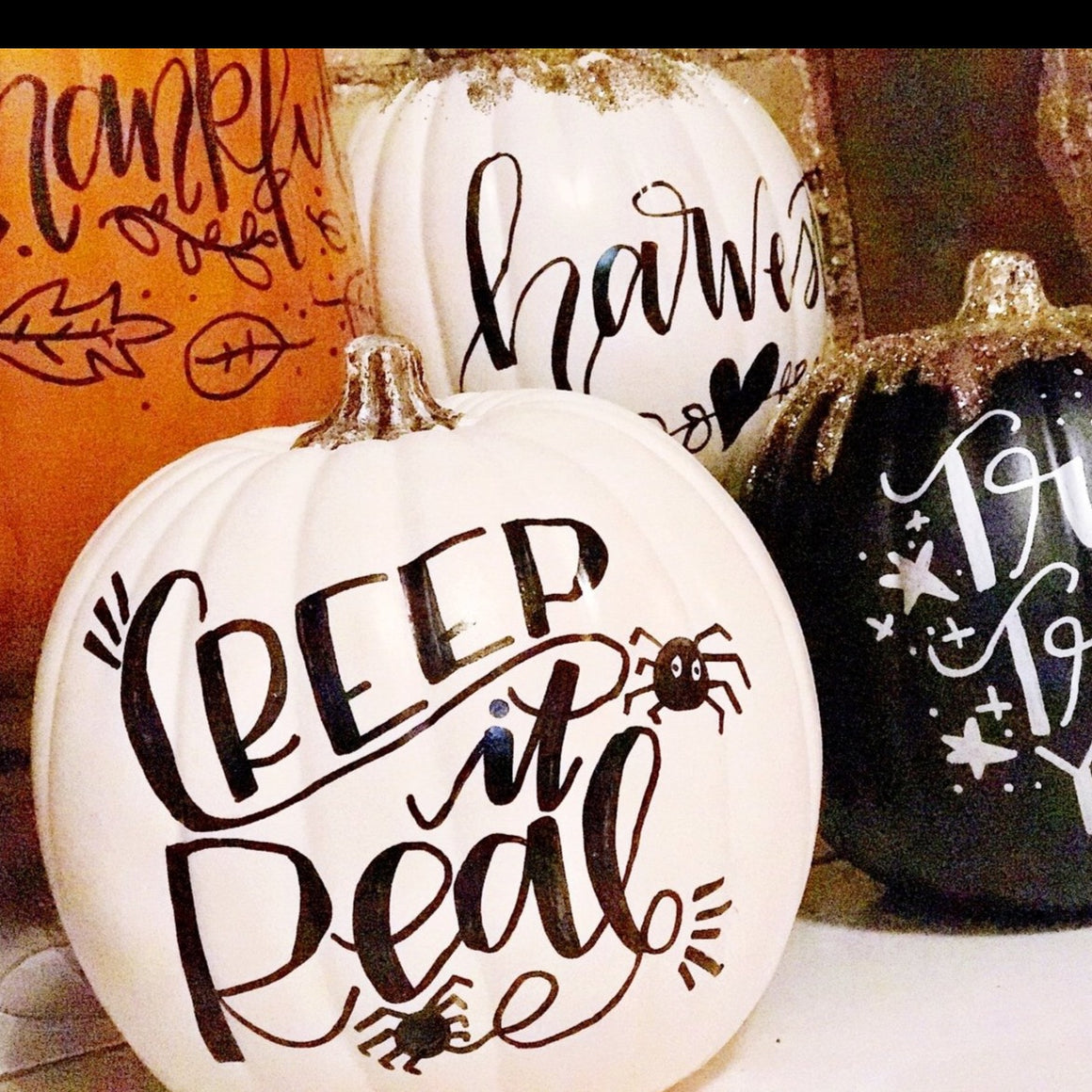 Virtual Pumpkin Penmanship Workshop - October 12