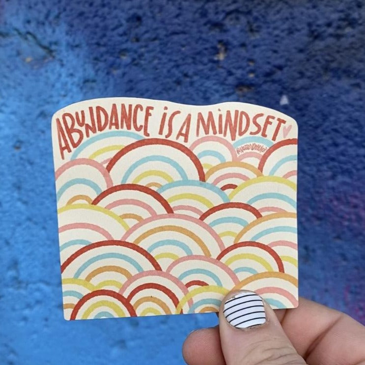 Abundance is a Mindset