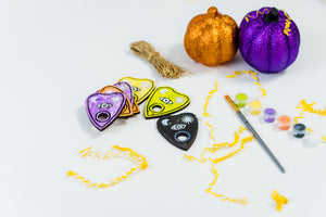 Halloween Hand Lettered Banner DIY Kit + Virtual Workshop: Hocus Pocus Edition - September 28
