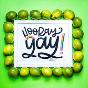 Hooray Gay!
