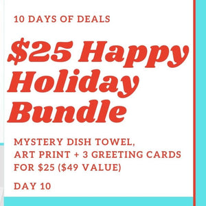 Happy Holiday Bundle