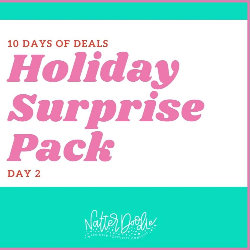 $35 Holiday Surprise Pack