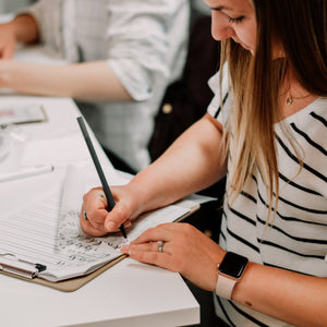 Intro to Hand Lettering (Original Script) - Cincinnati - April 2