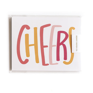 Cheers! Postcard Set