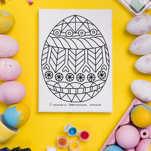 Spring & Easter Coloring Pages