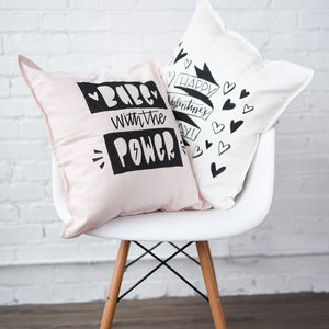 Galentine's Pillow Penmanship Workshop & Benefit - February 13