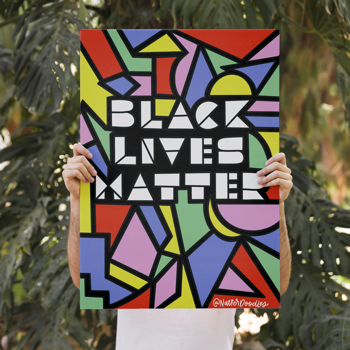 Social Change Coloring Pages + Coloring Protest Signs - Fundraiser for Black Visions Collective
