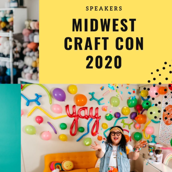 Midwest Craft Con - Columbus - February 28 - March 1