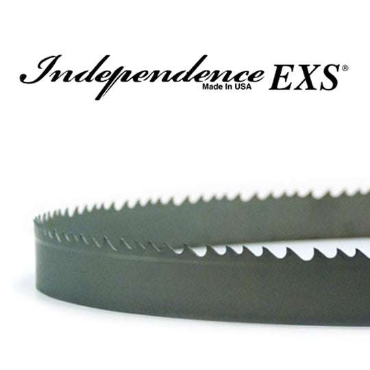 "Independence EXS Bi-Metal 'M-51' Extreme Production Bandsaw Blades 34mm x 1.10mm (1-1/4"" x 0.042"")"