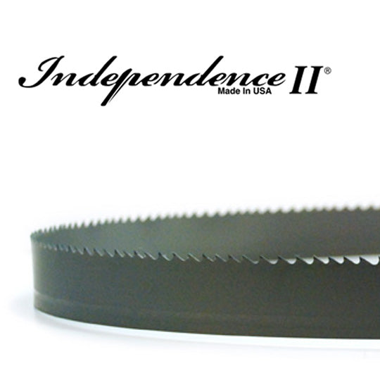 "Independence II Bi-Metal 'M-51' Versatile Production Bandsaw Blades 54mm x 1.60mm (2"" x 0.063"")"