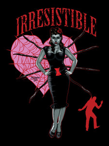 Black Widow Irresistible Dark short sleeve t-shirt