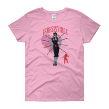 Woman's pink T-shirt