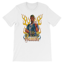 Life Is A Gamble Unisex short sleeve t-shirt