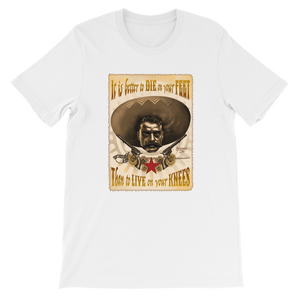 Zapata Unisex short sleeve t-shirt