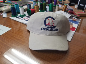 Capital Yachts Hat
