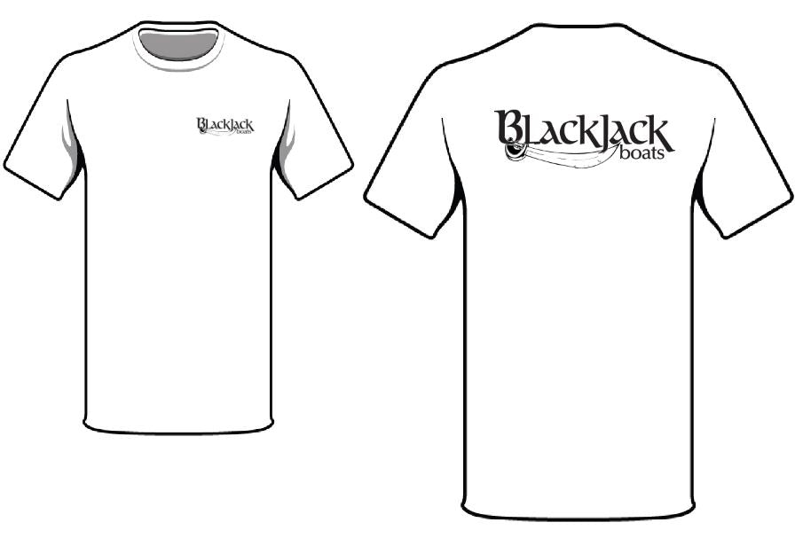Blackjack Boats T-Shirt