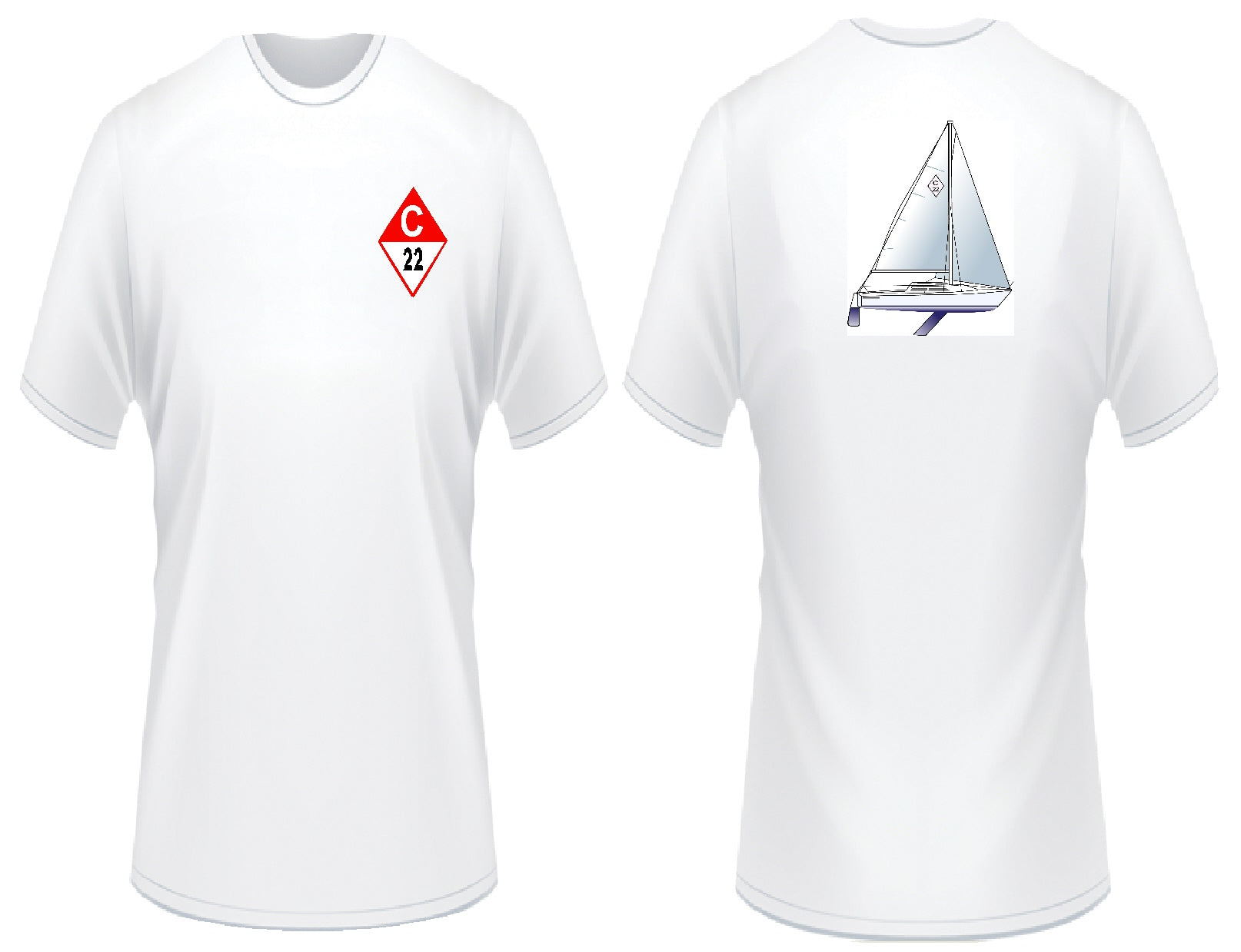 Catalina 22 T-Shirt