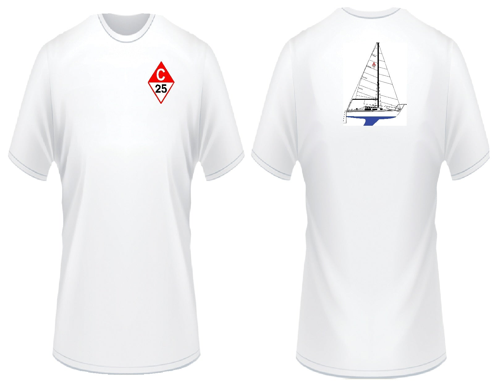 Catalina 25 T-Shirt